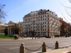 Гостиница Европа . Минск