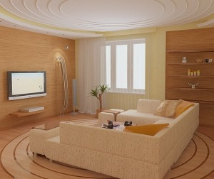 Как расставить мебель в однокомнатной квартире. Хрущевке