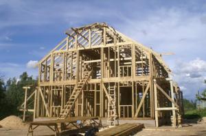 Каркасные дома, дома из бруса, деревянные дома, каркасная технология, быстровозводимые дома, недорогие дома