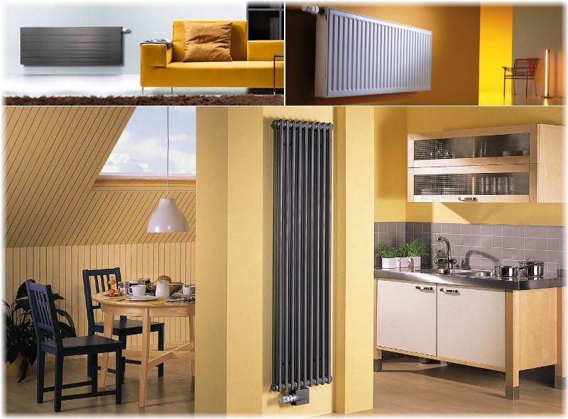 радиаторы отопления какие лучше для квартиры цены