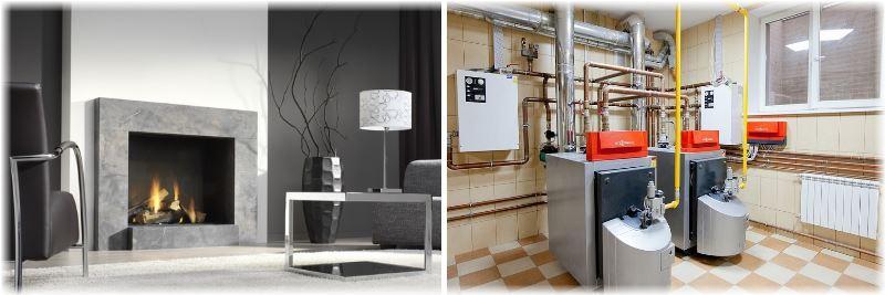 как лучше сделать отопление в частном доме