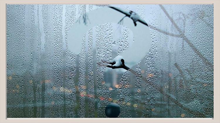почему запотевают окна в квартире