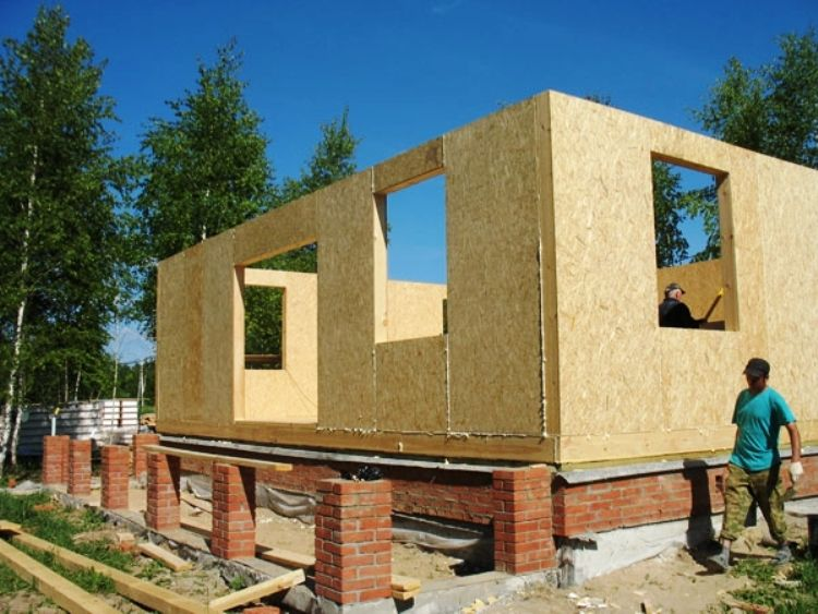дом из сип панелей фото 2