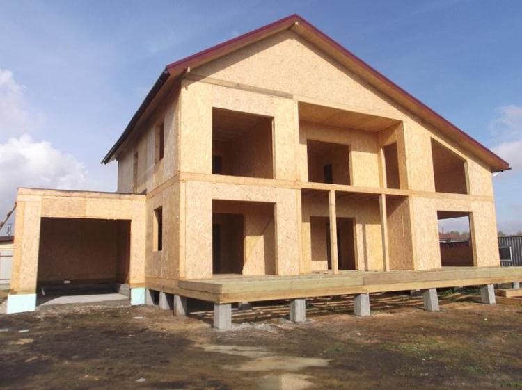 дом из сип панелей фото 3