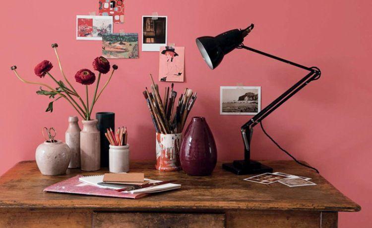 Матовая краска для стен фото