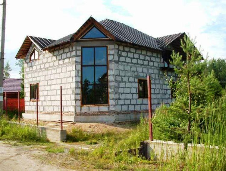 плюсы и минусы домов из пеноблоков фото 4