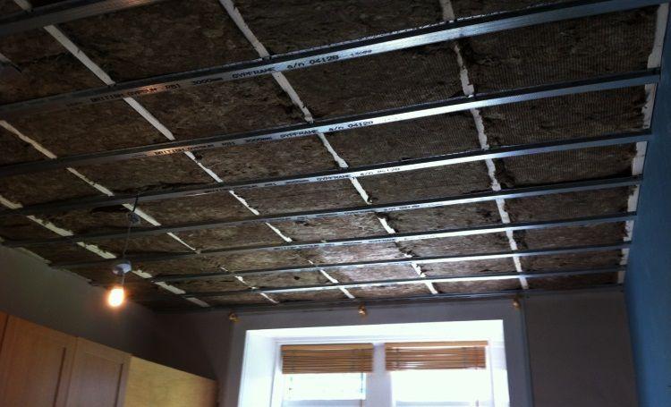 звукоизоляция потолка в квартире фото 3