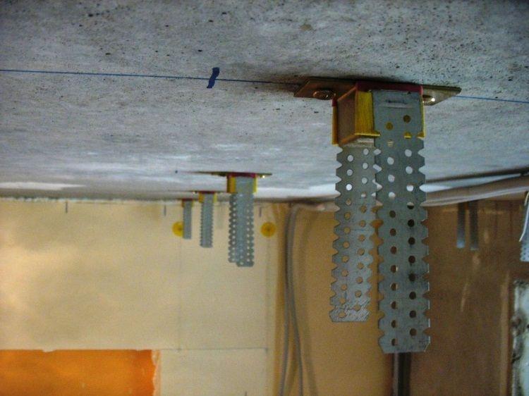 звукоизоляция потолка в квартире фото 5