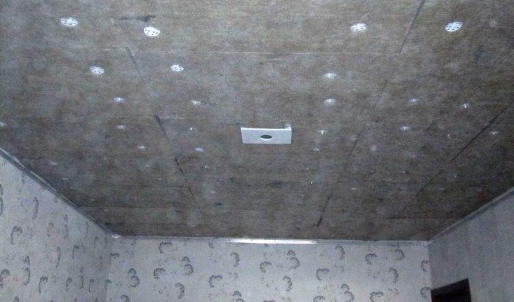 звукоизоляция потолка в квартире фото 7