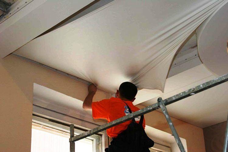 звукоизоляция потолка в квартире фото 8