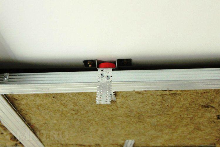 звукоизоляция потолка в квартире фото