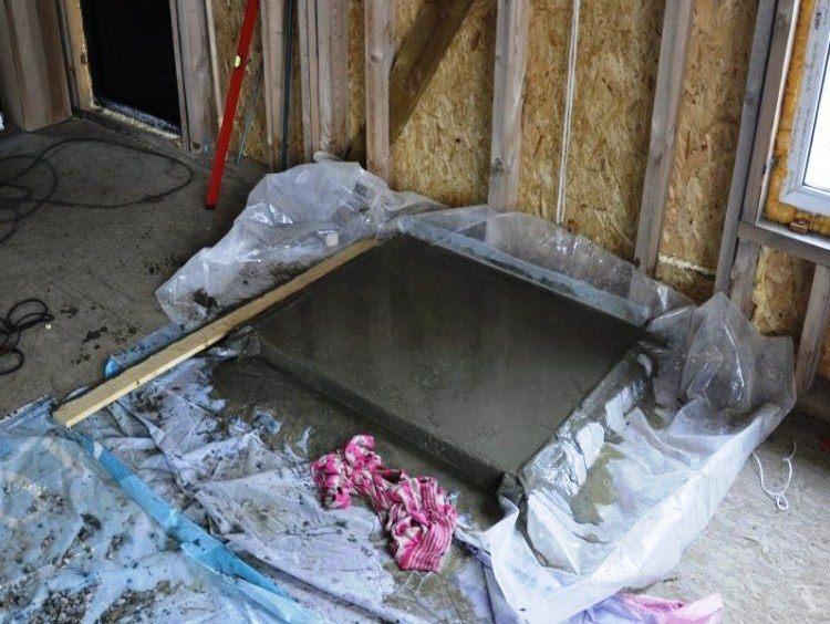 Камин в квартире фото 7