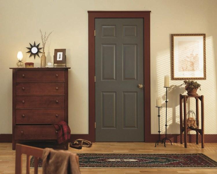 межкомнатные двери фото 12
