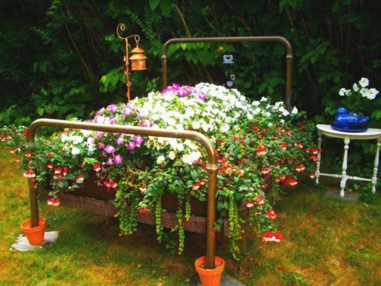 поделки для сада своими руками фото