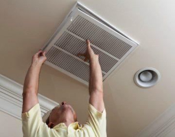 схемы вентиляции в частном доме своими руками