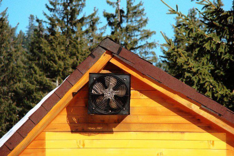 строительство деревянного дома фото 10