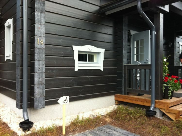 строительство деревянного дома фото 11
