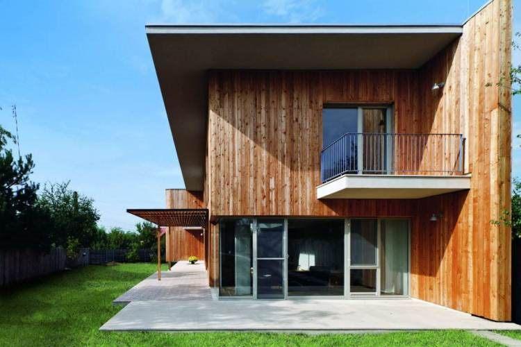 строительство деревянного дома фото 2