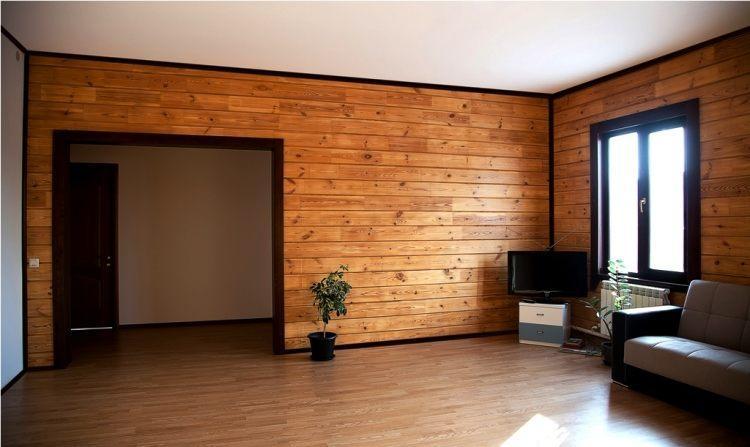 строительство деревянного дома фото 7