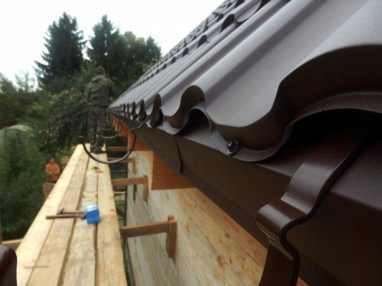 строительство деревянного дома фото 9