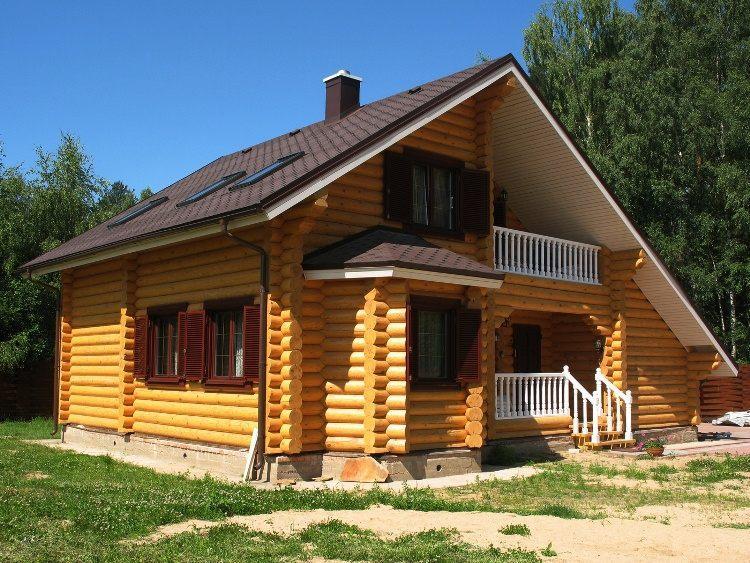 Построить деревянный дом своими руками проекты фото