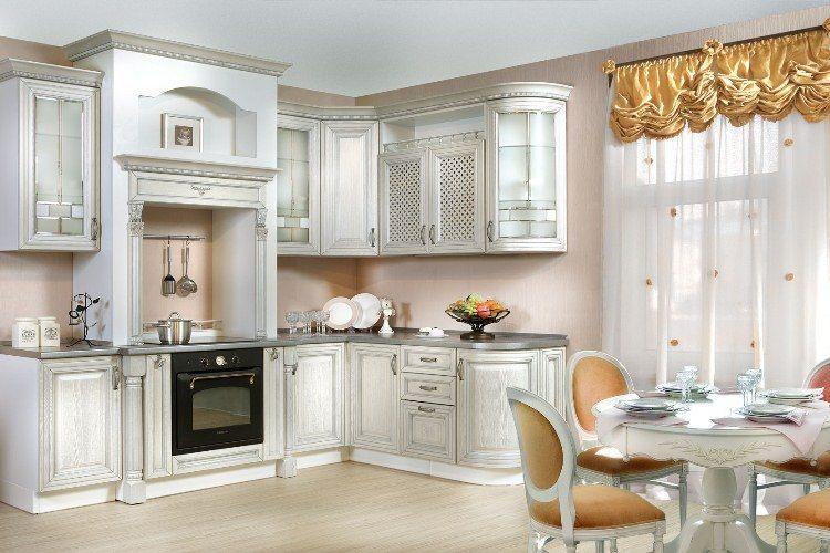 угловая кухня мебель фото дизайн