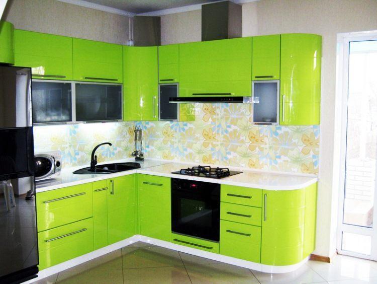 кухни маленькие угловые 6 метровые фото