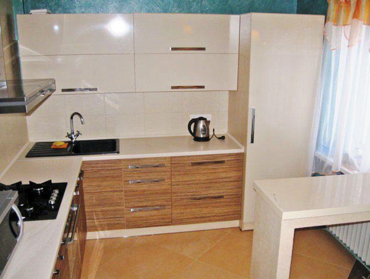 малогабаритные угловые кухни дизайн фото