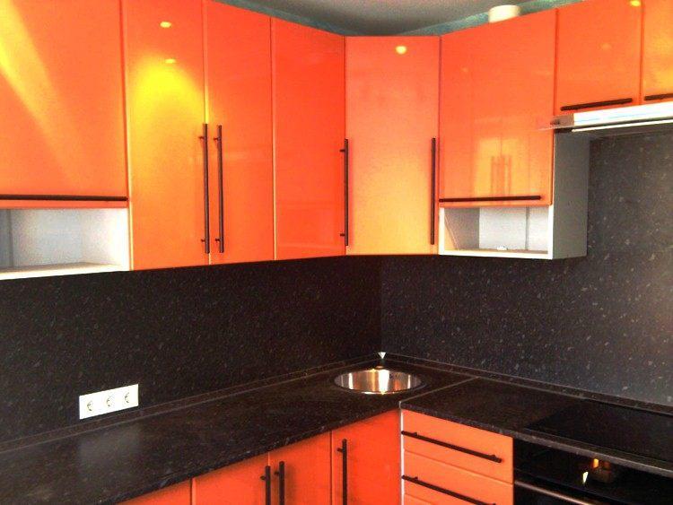 небольшие угловые кухни фото дизайн