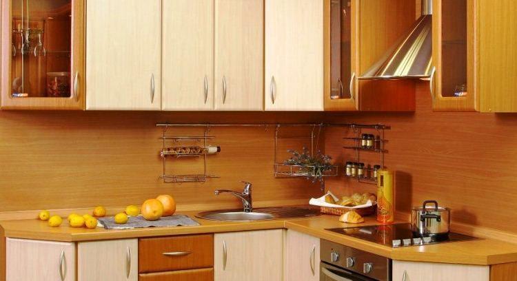 угловые кухни фото для маленьких квартир