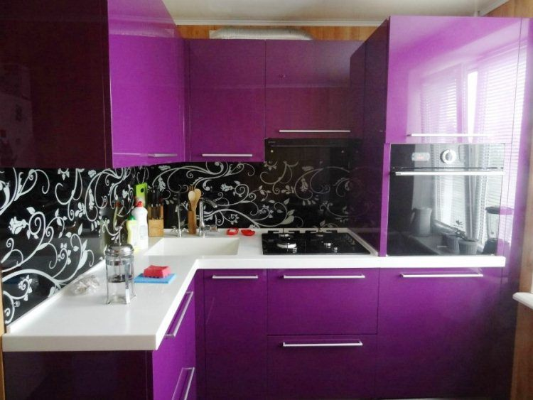 кухни маленьких размеров угловые фото