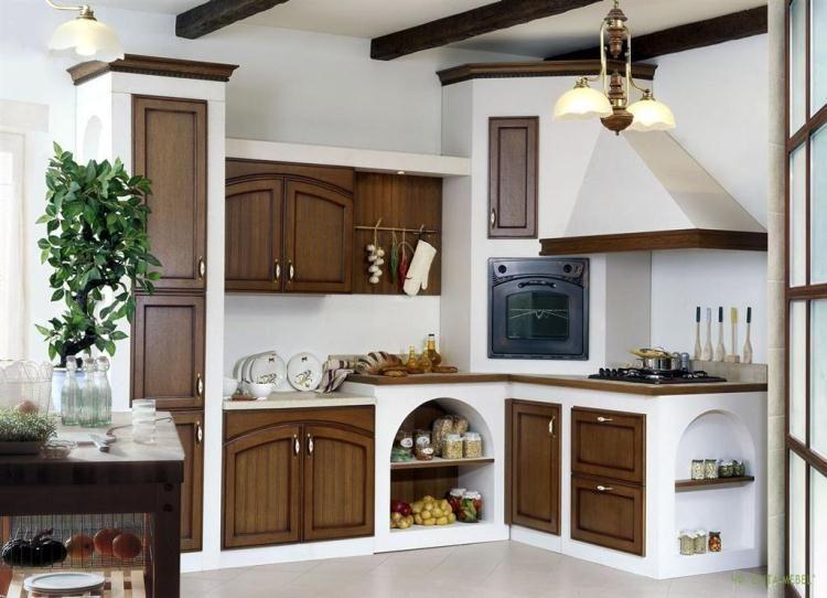 фото малогабаритных угловых кухонь
