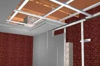 звукоизоляция потолка в квартире