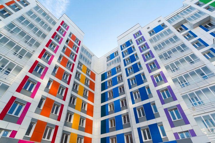 Новостройки квартиры эконом класс