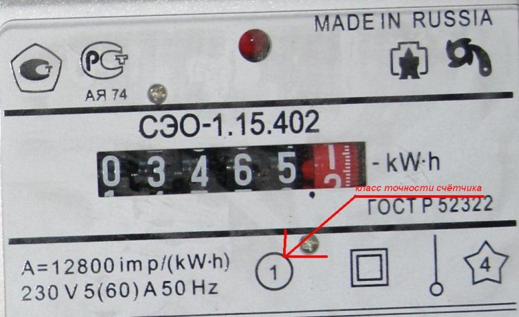 счетчик электроэнергии фото 4