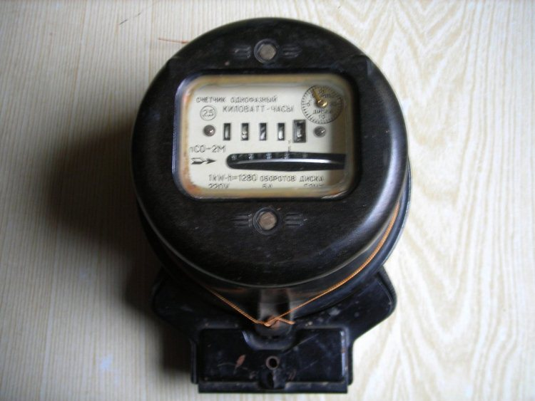 счетчик электроэнергии фото 8