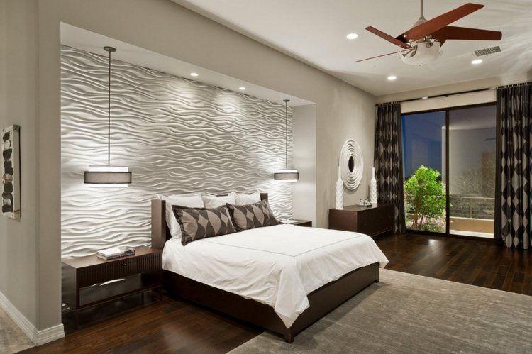 красивые спальни в современном стиле фото