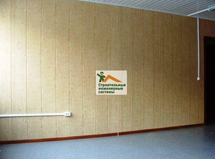 Декоративные панели для внутренней отделки стен: виды, матер.