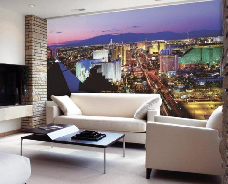 фрески на стену фото в интерьере гостиной
