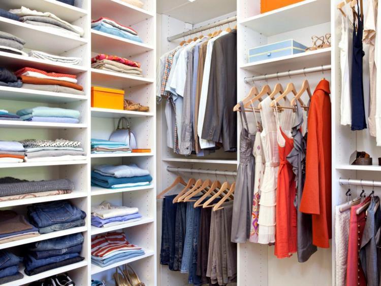 Фото гардеробных комнат маленькие 4 кв. метра