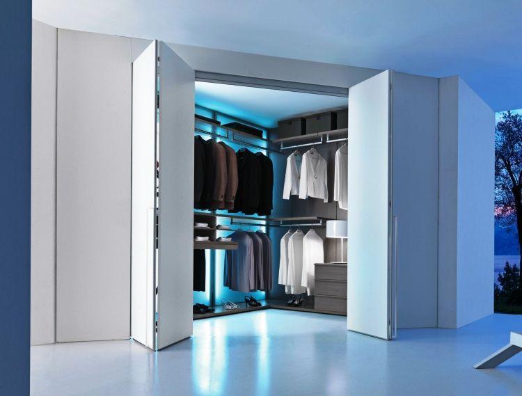 гардеробная комната фото 12