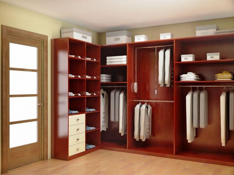 гардеробная комната фото 13