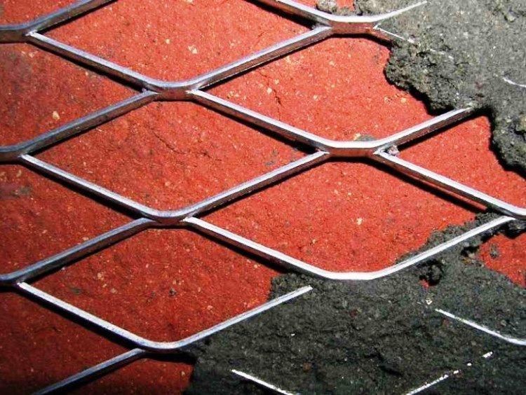 сетка для штукатурки стен фото 3