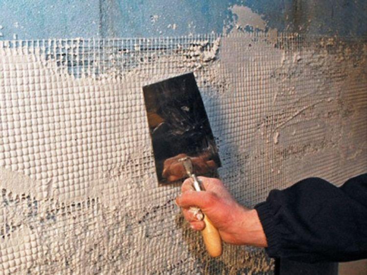 сетка для штукатурки стен фото 5