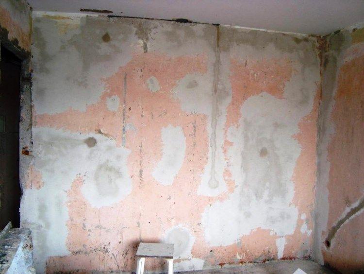 шпаклевка стен под обои своими руками фото 2