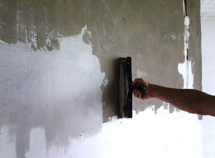 Финишное оштукатуривание стен своими руками 87