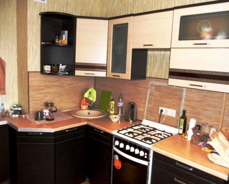 угловая мойка для кухни фото 13
