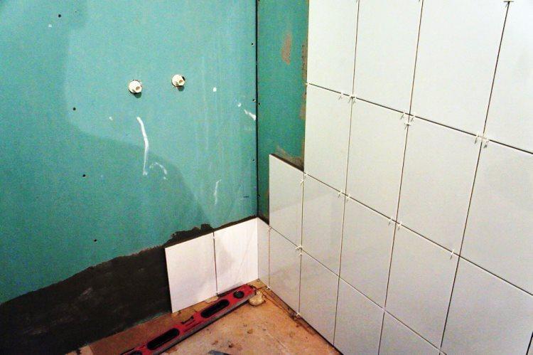 укладка плитки в ванной фото 5