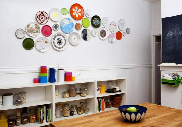 Декор для кухни своими руками с фото