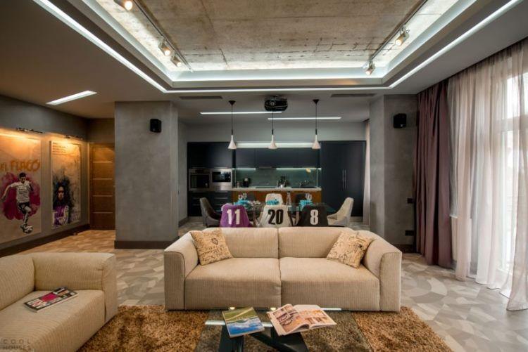 Планировка квартиры-студии фото 12